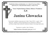 Głowacka Janina