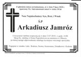 Jamróz Arkadiusz