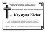 Kielar Krystyna