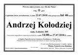 Kołodziej Andrzej