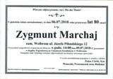 Marchaj Zygmunt