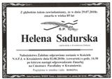 Sadurska Helena