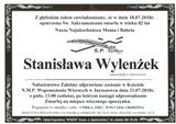 Wylenżek Stanisława