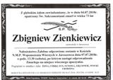 Zienkiewicz Zbigniew