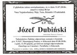 Dubiński Józef