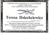 Dziechciewicz Teresa