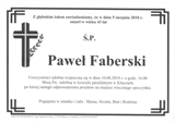 Faberski Paweł