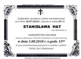 Hat Stanisława