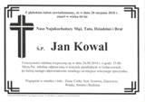 Kowal Jan