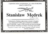 Mędrek Stanisław