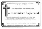 Papierniak Kazimierz