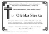 Sierka Oleńka