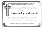 Łyczakowski Janusz