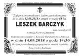 Barczyk Leszek