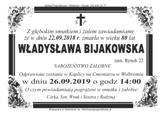 Bijakowska Władysława