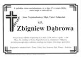 Dąbrowa Zbigniew