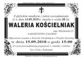Kościelniak Waleria
