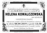 Kowalczewska Helena