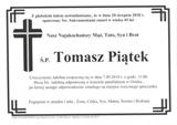 Piątek Tomasz