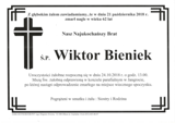 Bieniek Wiktor