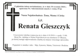 Gieszczyk Renata