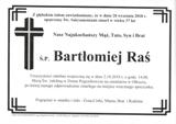 Raś Bartłomiej