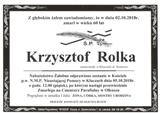 Rolka Krzysztof