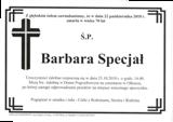 Specjał Barbara