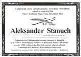 Stanuch Aleksander