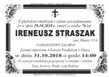 Straszak Ireneusz