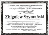 Szymański Zbigniew