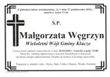 Węgrzyn Małgorzata