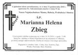 Zbieg Marianna