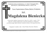 Bieniecka Magdalena