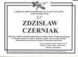 Czerniak Zdzisław