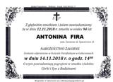 Fira Antonina