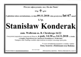 Konderak Stanisław