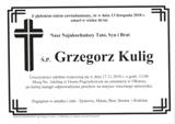 Kulig Grzegorz