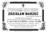 Marzec Zdzisław