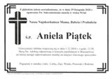 Piątek Aniela