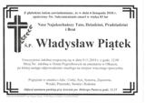Piątek Władysław