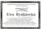 Rynkiewicz Ewa