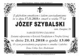 Szybalski Józef