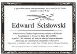 Ścisłowski Edward