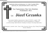 Grzanka Józef