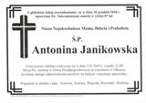 Janikowska Antonina