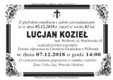 Kozieł Lucjan