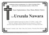 Nawara Urszula