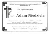 Niedziela Adam