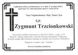 Trzcionkowski Zygmunt